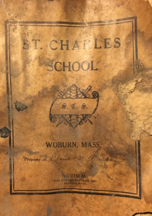 St. Charles honor roll cover