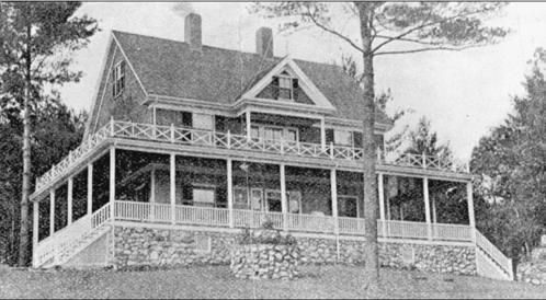 Terrace Hall, Burlington MA