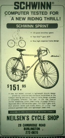 Nielsen's Cycle Shop