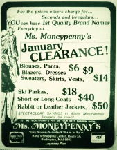 Ms. Moneypenny's Burlington MA