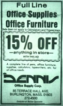 Dennis Office Supply Corp