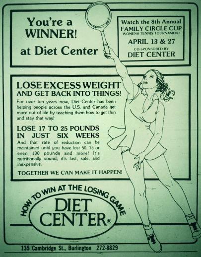 The Diet Center, Burlington MA