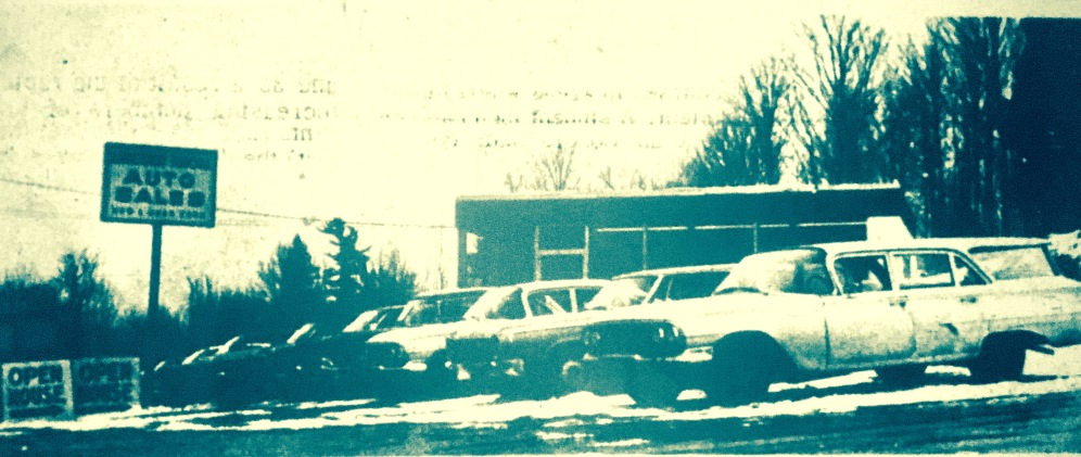 Lincoln Knoll auto sales