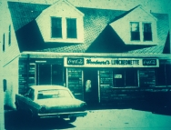 Woodward's Luncheonette, Burlington MA