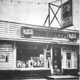 Town Grocery, Burlington MA
