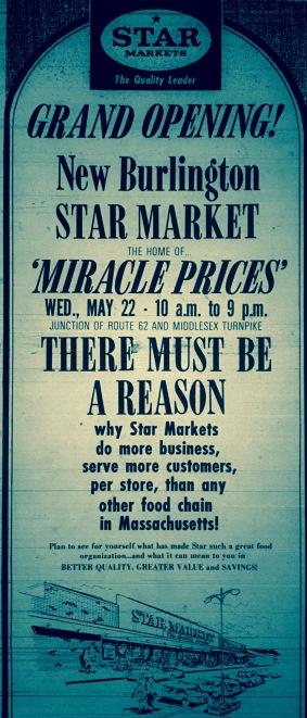 Burlington Star Market