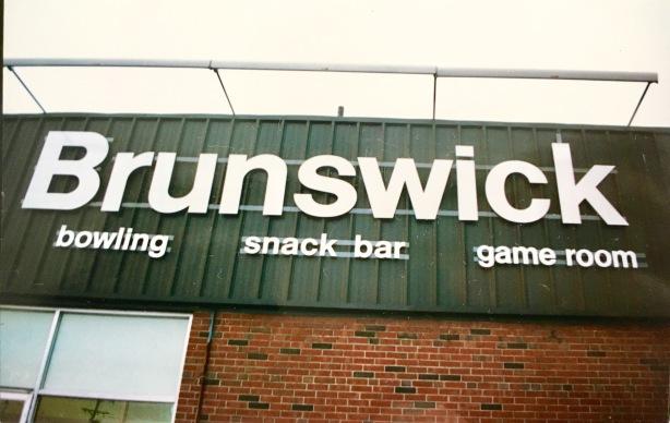 Brunswick Sign 1