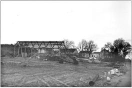 St. Margaret's under construction