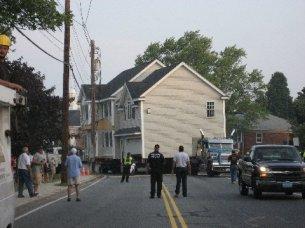 House move 2007