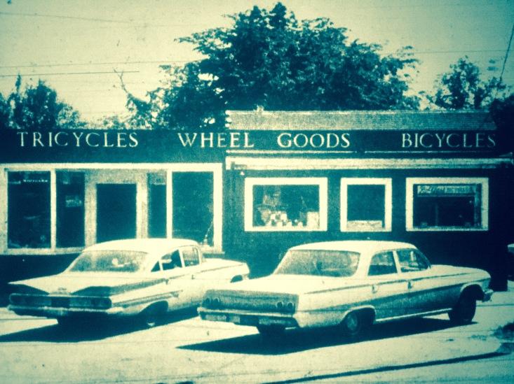 Neilsen's Bicycle Shop
