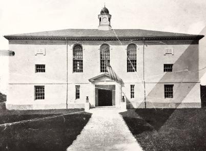 Previouis Town Hall, Burlington MA
