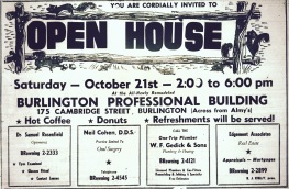Burlington Professional Building, Burlington MA
