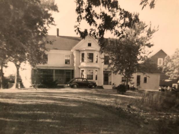 Crawford Farmhouse, Burlington MA