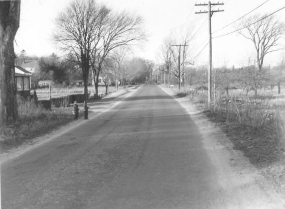 Winn Street 1949 Burlington, MA