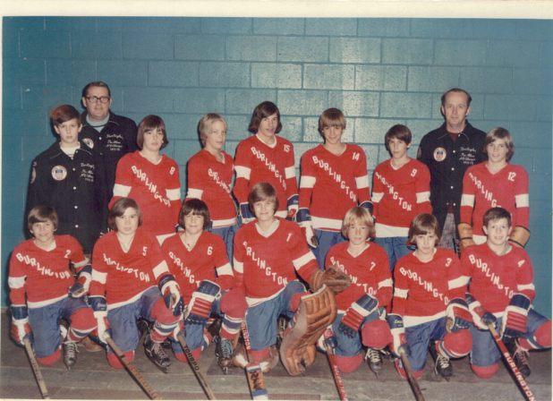 Burlington Hockey 1972