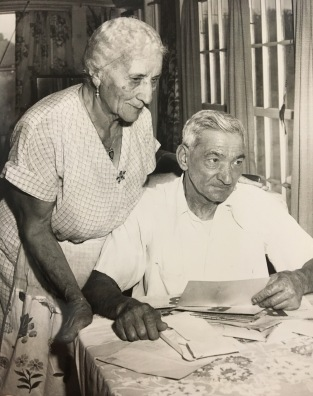 Stylianos Rahanis and wife