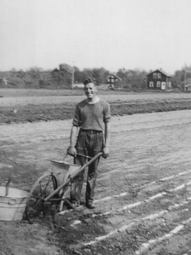 Andrew Crawford, Crawford's Farm, Burlington MA