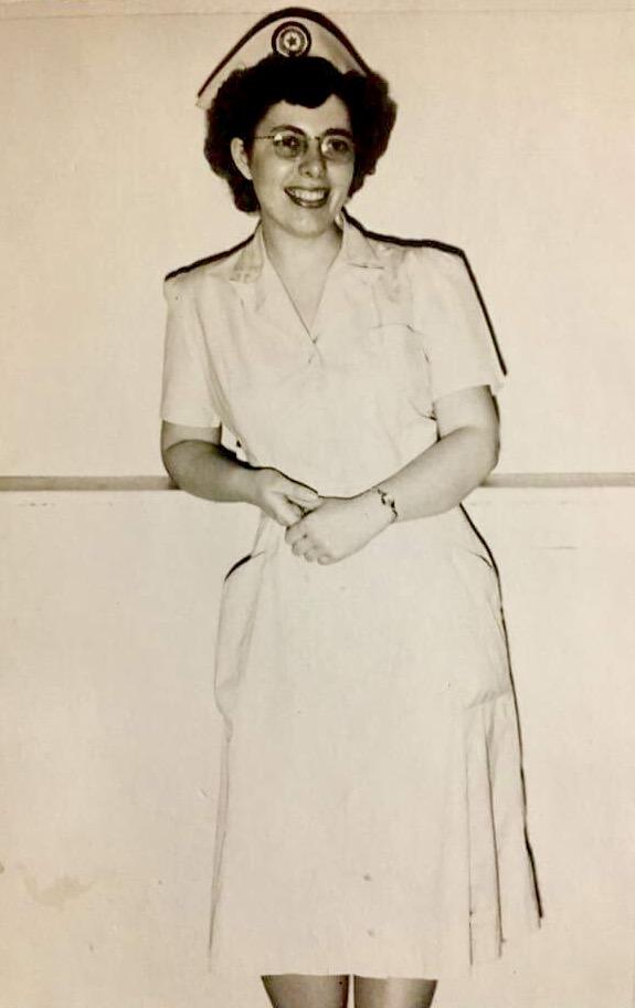 Marion Welch, Burlington MA