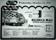 Billerica Mall grand opening
