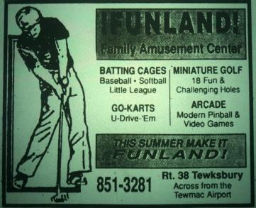 Funland Tewksbury