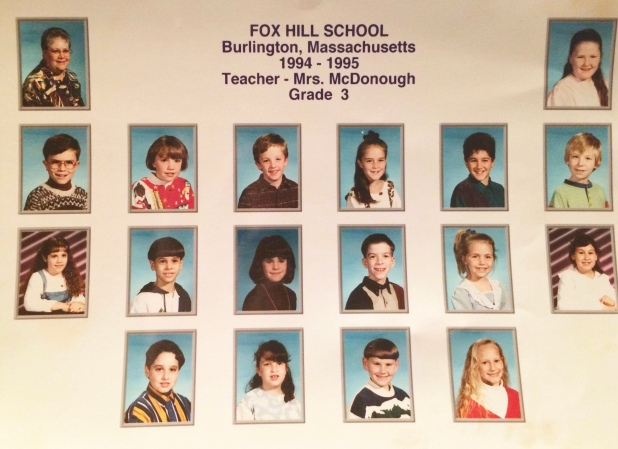 1994-1995 Fox Hill McDonough