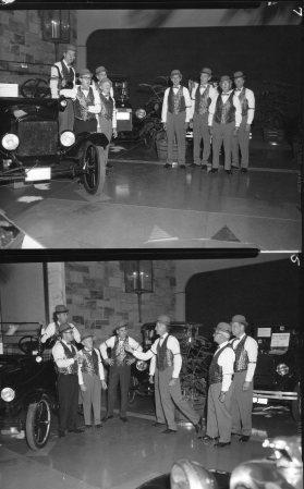 """Good Old Days"" event at Burlington Mall (John Hanron files)"