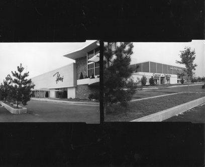 Filene's grand opening Burlington